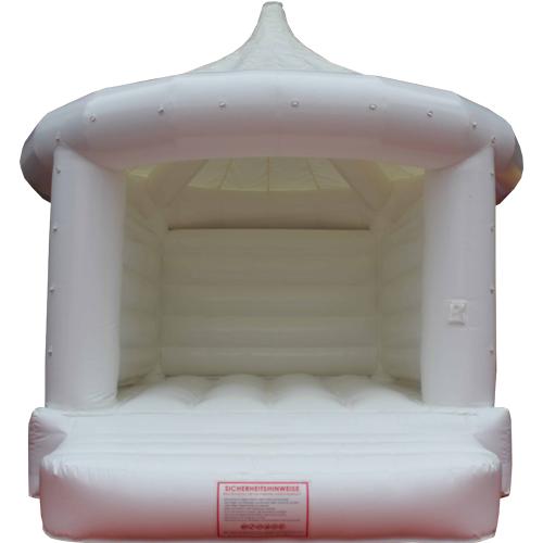 Comprar el Castillo hinchable Boda blanca-2