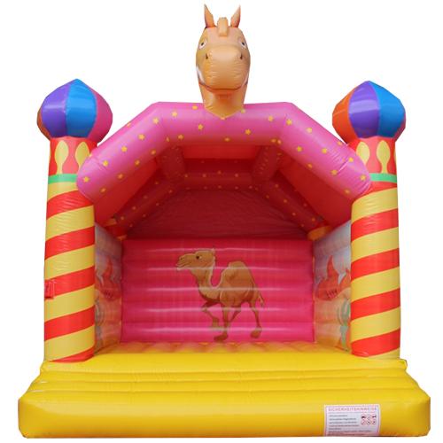 Comprar el Castillo hinchable Camello-4