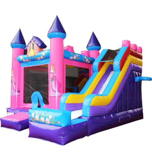 Comprar el Castillo hinchable Castillo de princesa-7